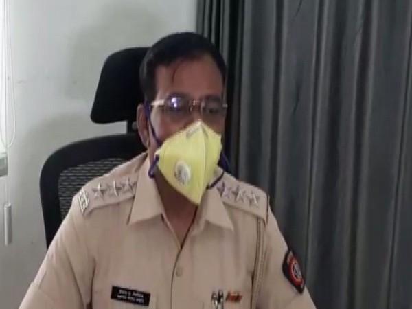 Assistant Commissioner of Police (ACP) Prakash Nilewad. Photo/ANI