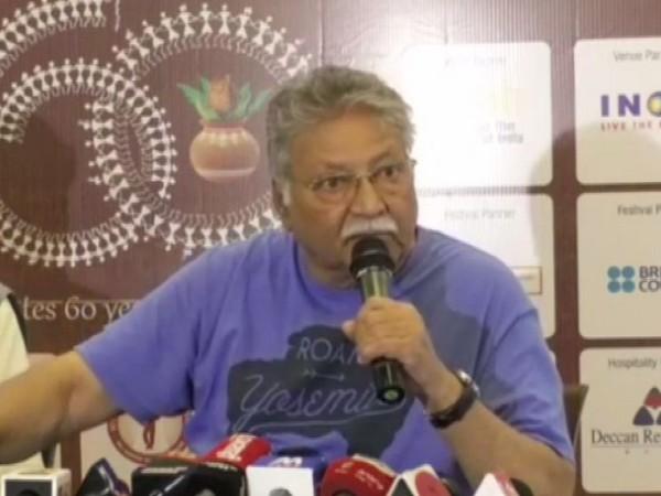 Actor Vijay Gokhle