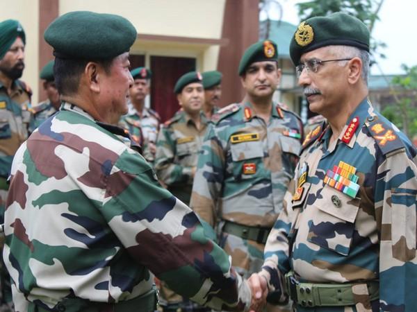MM Naravane interacts with troops during visit to Nagaland and Arunachal Pradesh