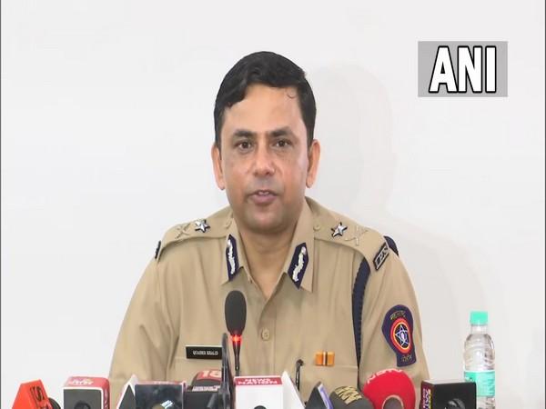Mumbai Railway Police Commissioner Quaiser Khalid (Photo/ANI)