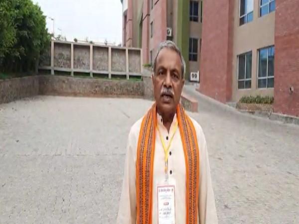 VHP's international joint general secretary, Surendra Jain (Photo/ANI)