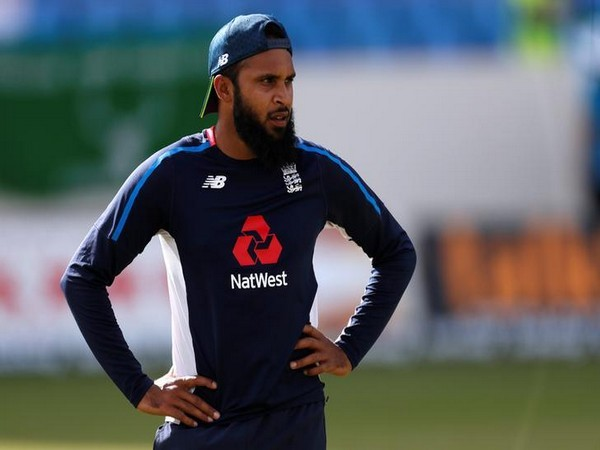 England leg-spinner Adil Rashid