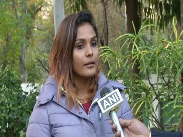 India women's football team goalkeeper Aditi Chauhan