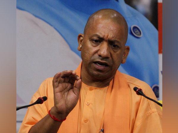 File pic UP CM Yogi Adityanath