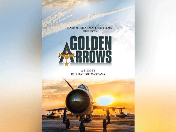 First look poster of film 'Golden Arrows' (Image Source: Twitter)