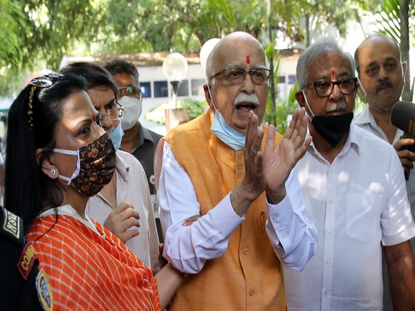Lal Krishna Advani (File photo)