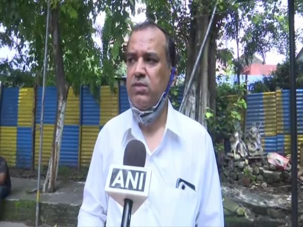 Advocate Santanu Borthakur speaking to ANI on Thursday. Photo/ANI