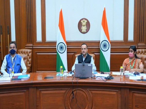 The 4th Joint Project Monitoring Committee on Strengthening of Road Infrastructure in Terai Area of Nepal was held today via video-conferencing
