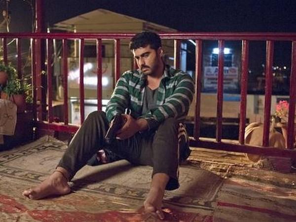 Arjun Kapoor in a still from Sandeep Aur Pinky Faraar (Image courtesy: Instagram)