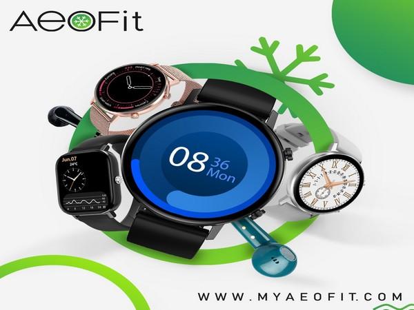Aeofit Smart Wearables Range