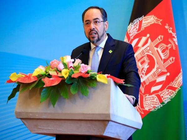 Afghan Foreign Minister Salahuddin Rabbani