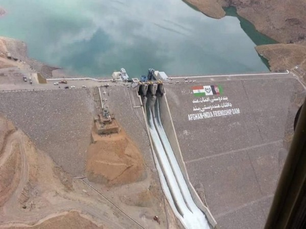 Salma Dama, popularly known as the India-Afghanistan friendship dam