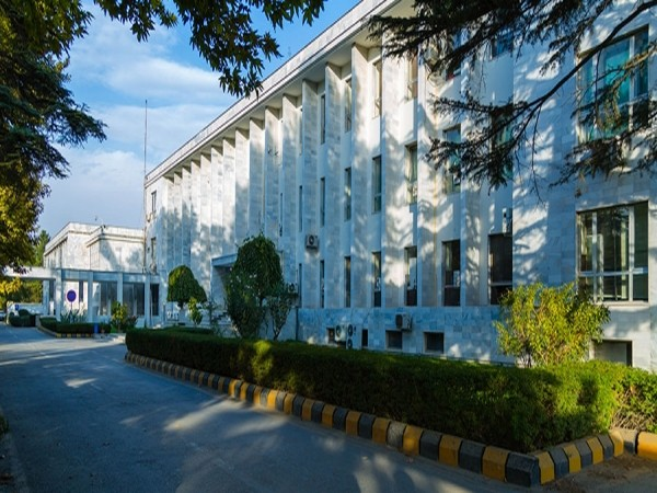 Afghanistan Ministry of Foreign Affairs. (Photo courtesy:  Afghan MFA website)