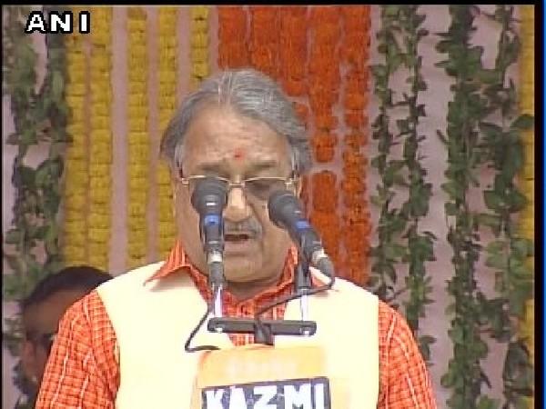 BJP leader Rajesh Agarwal (File Photo)