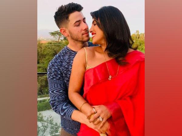 Priyanka Chopra, Nick Jonas (Image courtesy: Instagram)