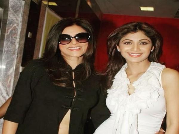 Sushmita Sen, Shilpa Shetty (Image courtesy: Instagram)