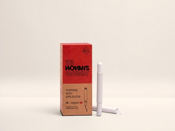 Tampons by 'The Woman's Company'