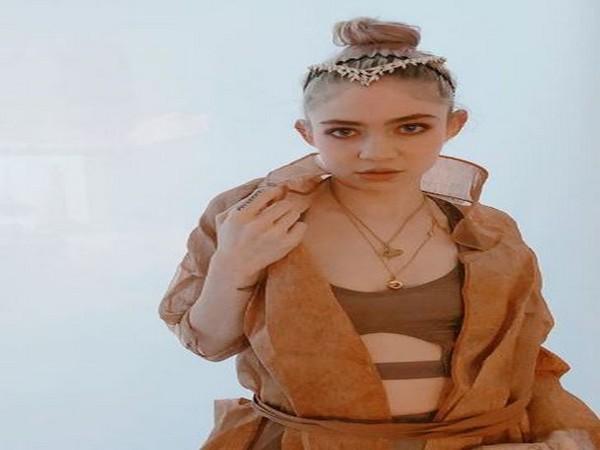 Grimes (Image courtesy: Instagram)