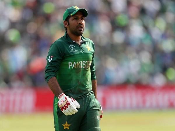 Pakistan skipper Sarfaraz Ahmed