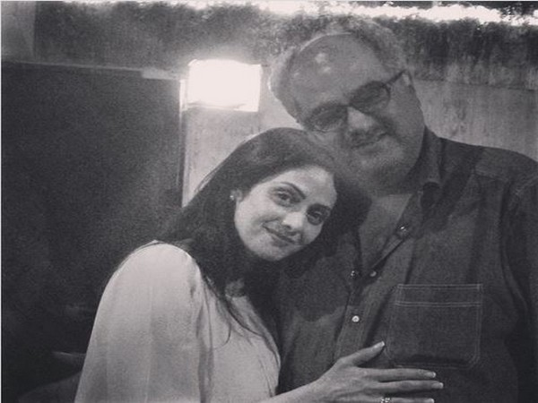 Jhanvi Kapoor, Boney Kapoor (Image courtesy: Instagram)