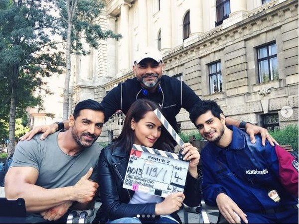 Picture shared by Sonakshi Sinha (Image courtesy: Instagram)