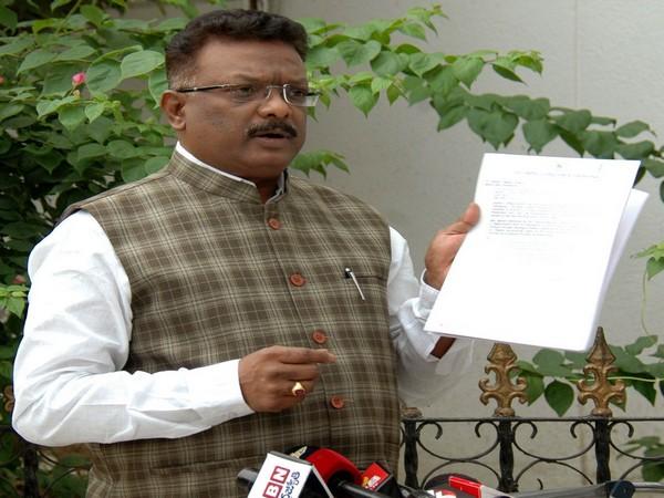 AICC Spokesperson Dasoju Sravan (file pic)