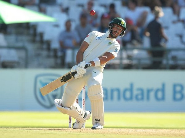South Africa opening batsman Aiden Markram