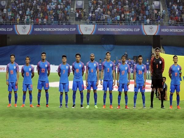 Team India (Image: AIFF)