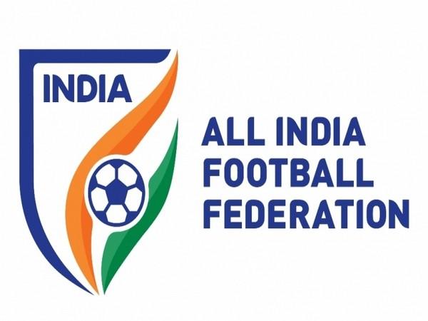 Logo of All India Football Federation