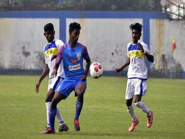 Indian Arrows go down in second IFA Shield clash (Image: AIFF)