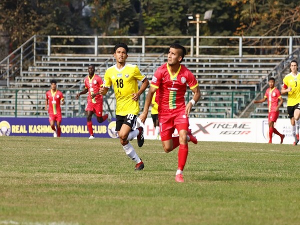 I-League witnessed its fastest goal ever in history on Sunday (Image: AIFF)