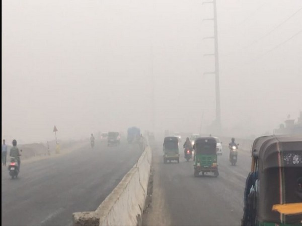 Apart from the capital, Uttar Pradesh's Ghaziabad and Noida are also reeling under the wave of severe air pollution.