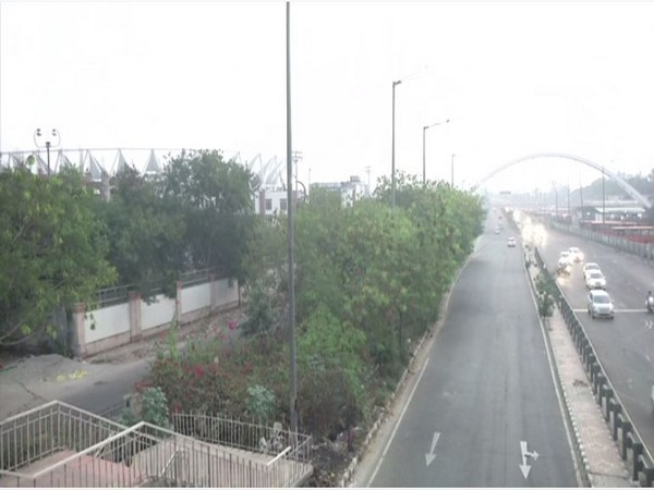 Air pollution levels drastically improved in Delhi on Friday [Photo/ANI]