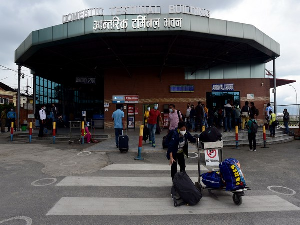Domestic Terminal of the Tribhuwan International Airport
