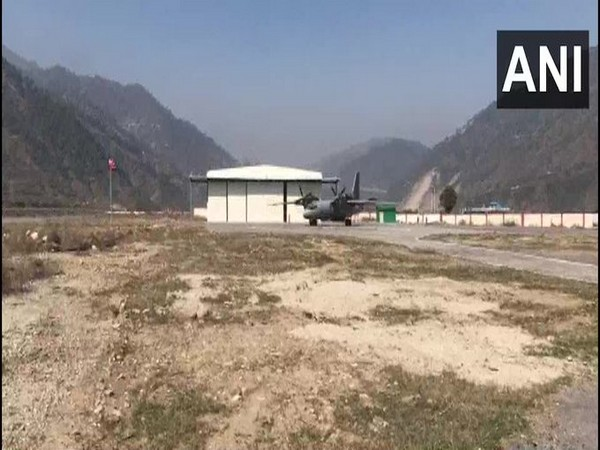 AN-32 transport aircraft of Indian Air Force (IAF) has carried out a successful landing at Chinyalisaur airstrip