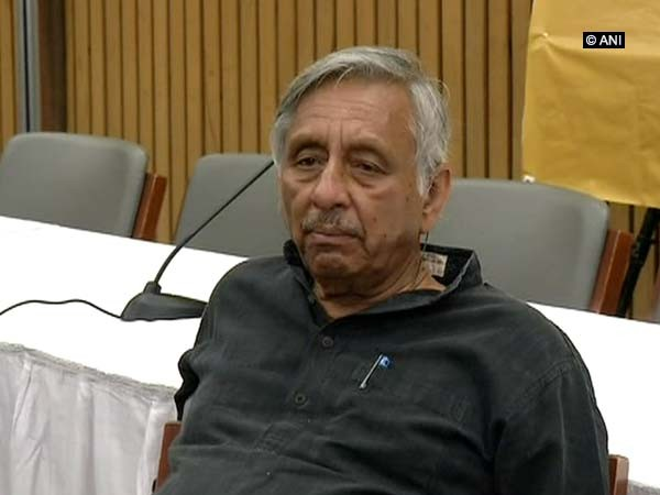 Congress leader Mani Shankar Aiyar (file pic)