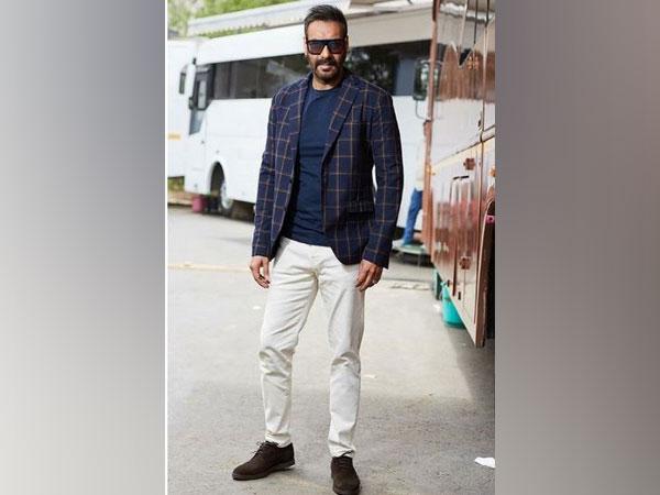 Ajay Devgn (Image courtesy: Instagram)
