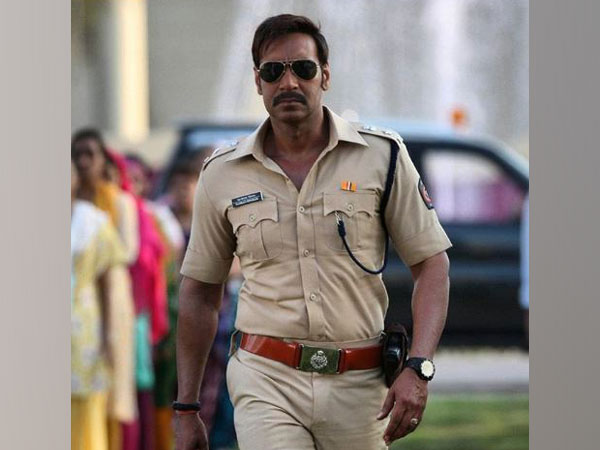 Ajay Devgn from a still in the film (Image courtesy: Instagram)