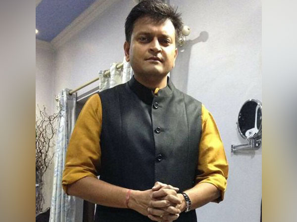 JD (U) leader Ajay Alok (Photo/Twitter@alok_ajay)
