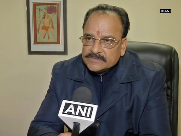 Bharatiya Janata Party MP from Nainital Ajay Bhatt (File Photo/ANI)