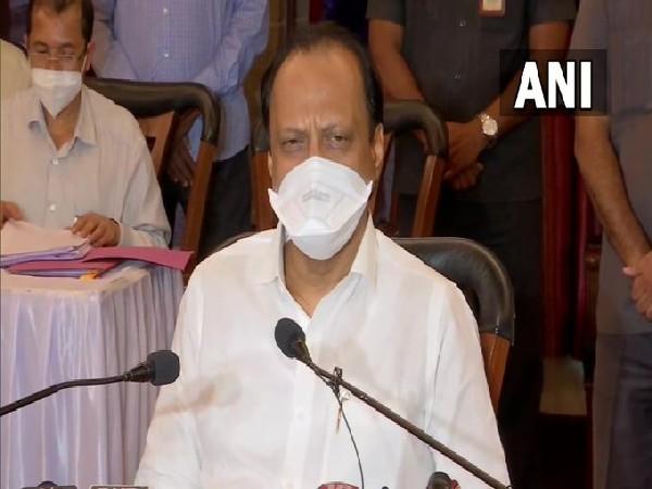 Maharashtra Deputy CM Ajit Pawar (File Photo)