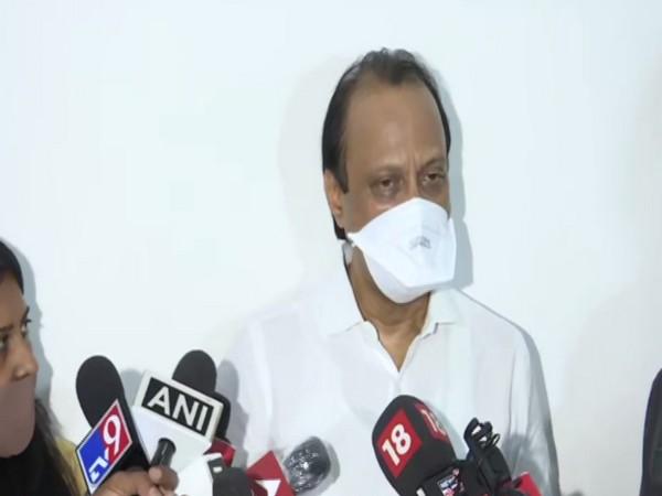 Deputy Chief Minister of Maharashtra, Ajit Pawar (File Photo/ANI)