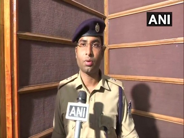 Akhil Patel, ASP talking to ANI in Bhopal on Monday