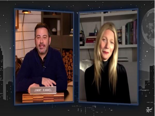 Jimmy Kimmel and Gwyenth Paltrow (Image courtesy: Instagram)