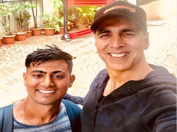 Bollywood actor Akshay Kumar