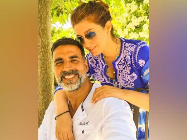 Akshay Kumar and Twinkle Khanna (Image source: Instagram)