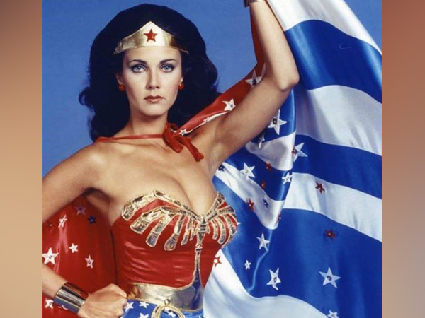 Lynda Carter in 1970 TV series 'Wonder Woman' (Image courtesy: Instagram)