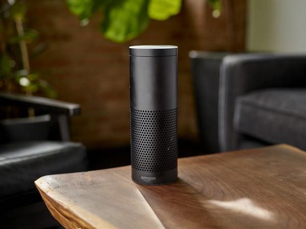 Amazon's  device Alexa