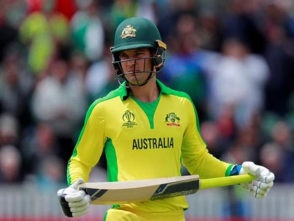 Australia wicket-keeper Alex Carey