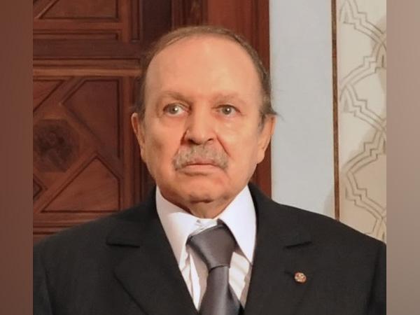 President of Algeria, Abdelaziz Bouteflika (File Photo)